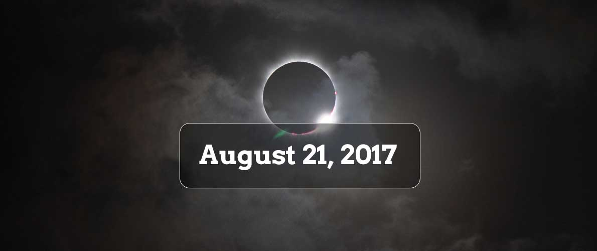 2017 Solar Eclipse, August 21, 2017