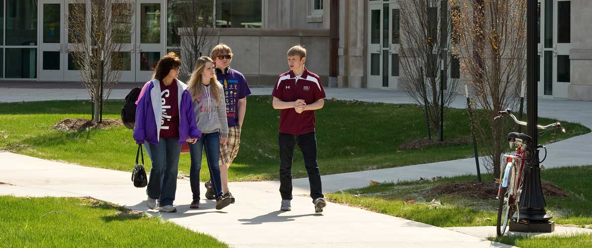 SIU Campus Visit Tour