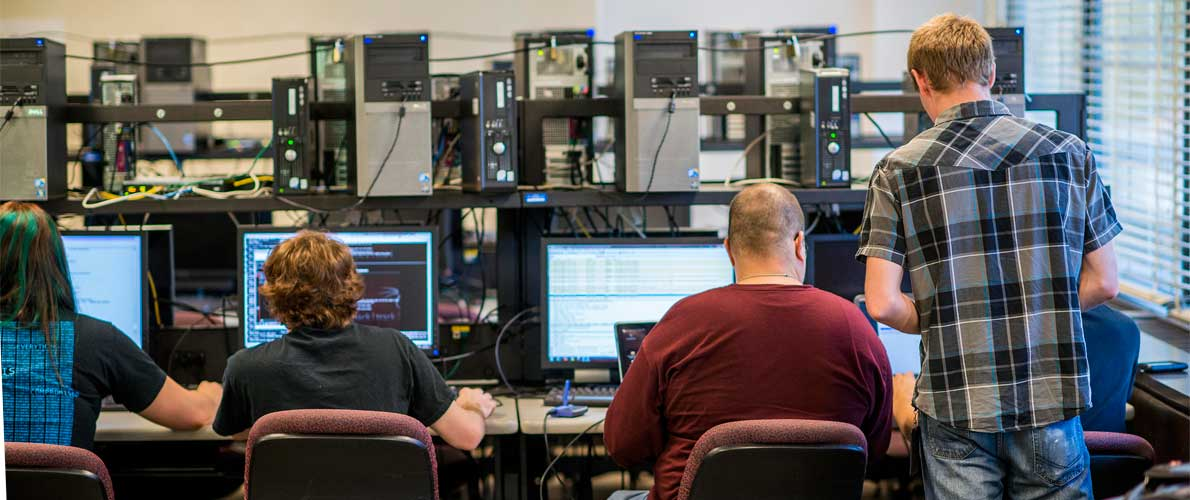 SIU Computer Science Students